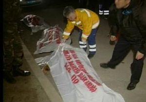 Ankra da 5 kişinin öldüğü korkunç kazanın ardından